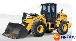 New Holland W190